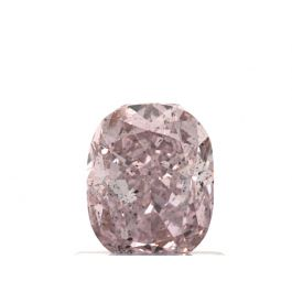 1.02 Carat, Natural Fancy Pink, Cushion Shape, SI2 Clarity, GIA