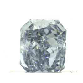 0.44 carat, Fancy Intense Blue, Radiant, SI2 Clarity, GIA