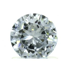 0.95 Carat, Fancy Blue, VS1 Clarity, Round, GIA