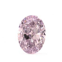 1.01 carat, Fancy Pink-Purple, Oval, VS2 Clarity, GIA