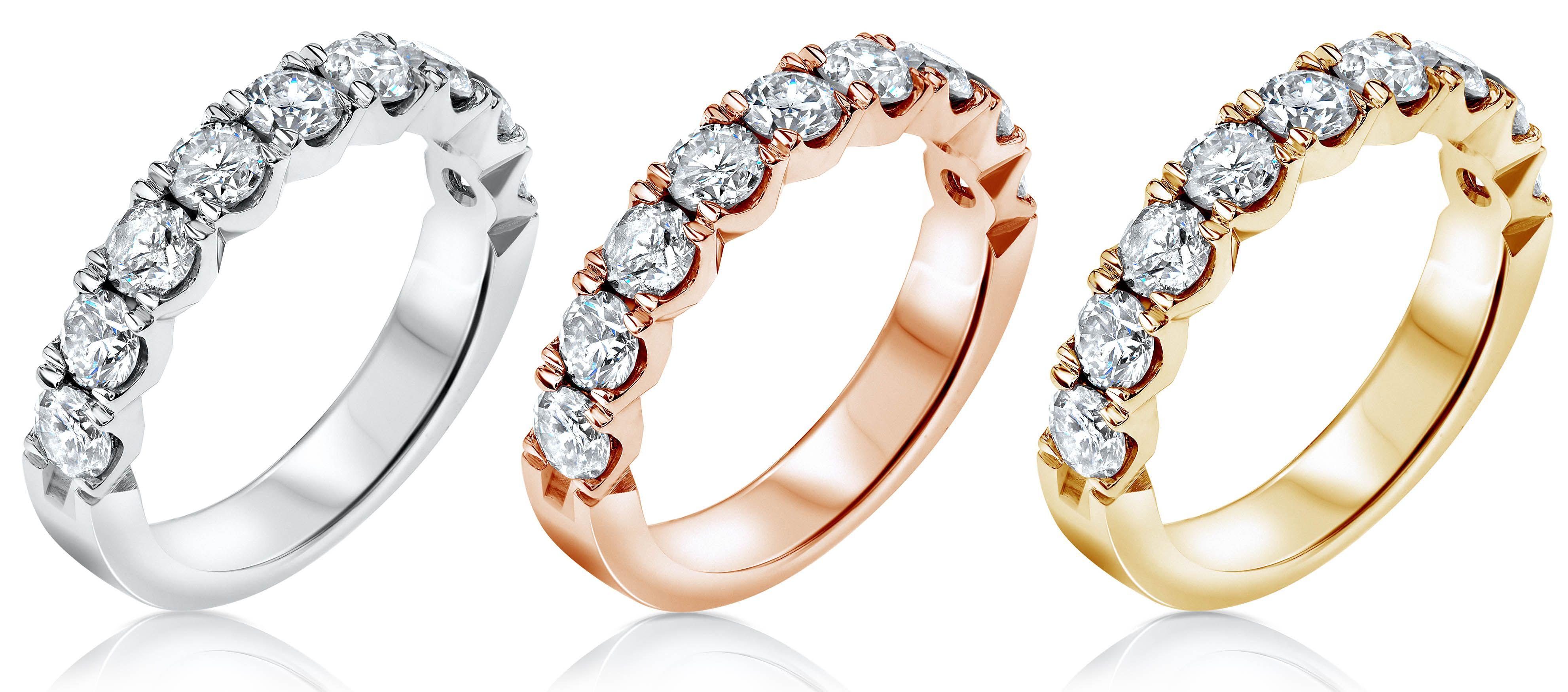 1.50ct Diamond Ring, I1 Clarity, 14K Gold