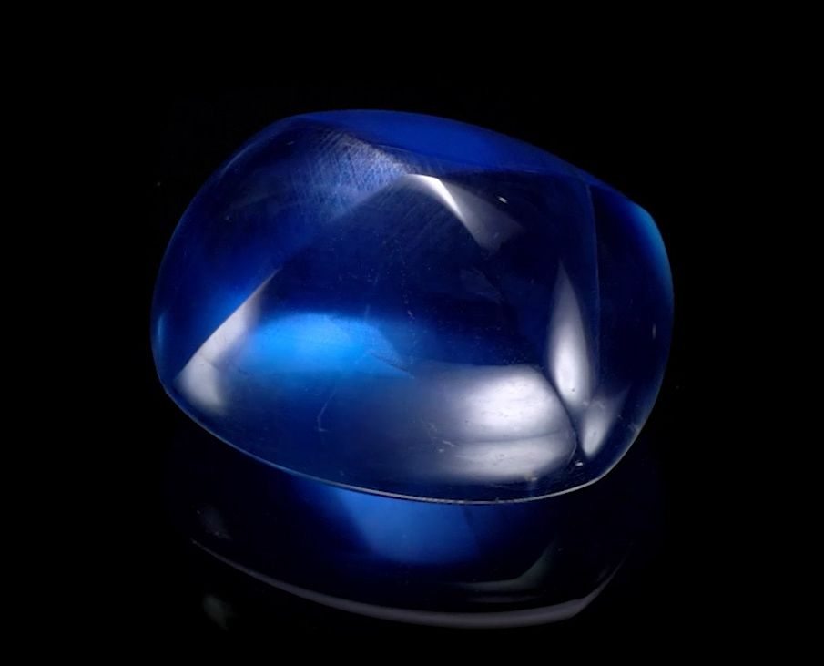 29.26ct. Natural Star Sapphire, Burma, GIA Certified