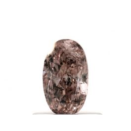 0.59 carat, Natural Fancy Brown-Pink, GIA