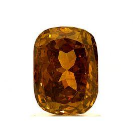 1.77 carat, Fancy Deep Brownish Yellowish Orange, GIA