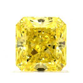1.23 carat, Fancy Vivid Yellow, VVS2, GIA