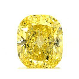 1.80 carat, Fancy Intense Yellow, VS2, GIA