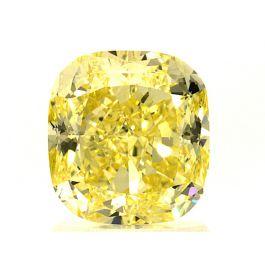 1.89 carat, Fancy Yellow, IF, GIA