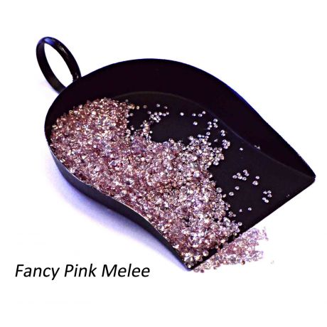 Fancy Pink Diamond Melee VS-SI Clarity