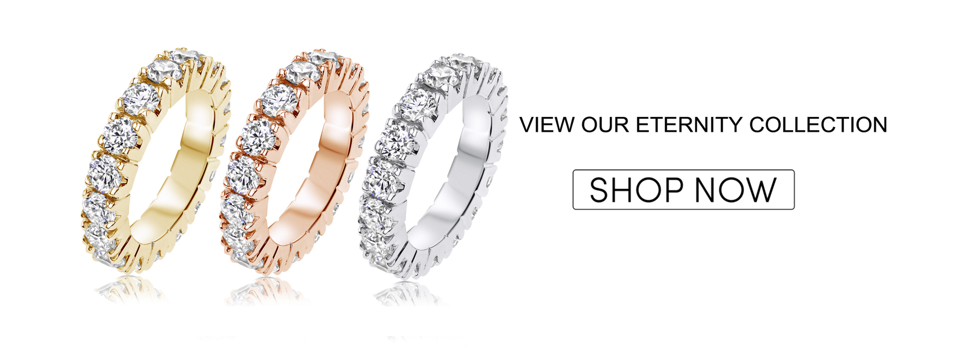 Shop eternity rings