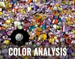 Color Analysis by Denir Diamonds